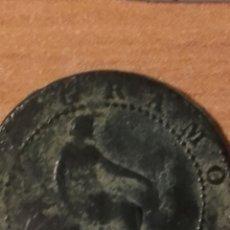 Monedas República: MONEDA 1155 PRECIOSA MONEDA DE 1 CENTIMO DE 1870 , I REPUBLICA. Lote 102844139