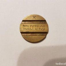 Monedas República: FICHA ANTIGUA TELEFONICA . Lote 104093827