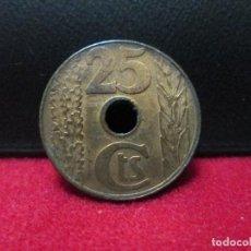 Münzen der Zweiten Republik - 25 centimos 1938 republica española - 104809399
