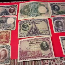 Monedas República: LOTE COMPUESTO DE 125 BILLETES . Lote 109369379