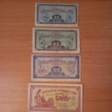 Monedas República: LOTE DEL CONCEJO DE ASTURIAS Y LEÓN. Lote 109480683