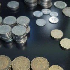 Monedas República: LOTE DE MONEDAS DE FRANCO VARIADO . Lote 110264415