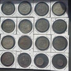 Monedas República: LOTE REPUBLICA DE PORTUGAL 1955/1954 180GRAMOS DE PLATA. Lote 111039063