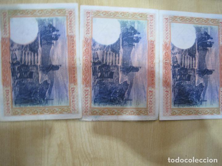 Monedas República: TRIO DE 100 PESETAS 1925 SERIES D / E / F EN ESTADO DE BC+ - Foto 2 - 113505839