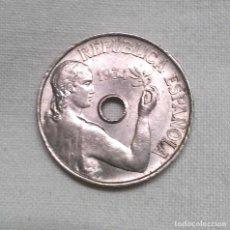 Münzen der Zweiten Republik - Monedas 25 céntimos República 1934 - 116151791