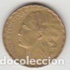 Monedas República: MONEDA 1 PESETA REPÚBLICA ESPAÑOLA 1937. Lote 116383415