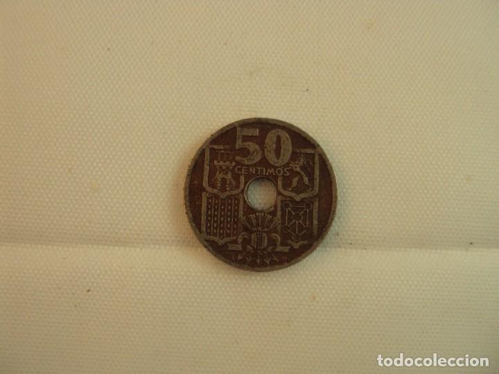 Monedas República: MONEDA DE ALFONSO XIII. 25 CENTIMOS. 1925. - Foto 2 - 118755411