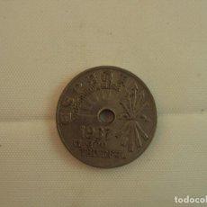 Monedas República: 25 CÉNTIMOS 1937. II AÑO TRIUNFAL. FRANCO. Lote 118755931