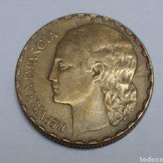 Monedas República: UNA PESETA REPUBLICA 1937. Lote 133189917