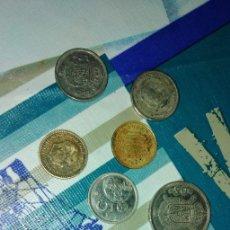 Monedas República: LOTE DE PESETAS, ESPAÑOLAS. Lote 140443654