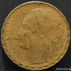 Monedas República: 1 PESETA 1937 REPUBLICA ESPAÑA. Lote 116782415