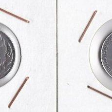 Monedas República: SEGUNDA REPÚBLICA : 5 CÉNTIMOS 1937( VARIANTES CABEZA GRANDE Y PEQUEÑA ). Lote 200307115