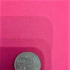 Monedas República: II REPÚBLICA ESPAÑOLA 1 PESETA ( CONSEJO SANTANDER, PALENCIA Y BURGOS ) 1937 GUERRA CIVIL SC-. Lote 150040890