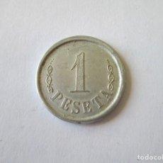 Monedas República: REPUBLICA ESPAÑOLA * AYUNTAMIENTO DE L`AMETLLA DEL VALLES-BARCELONA * 1 PESETA. Lote 151071862