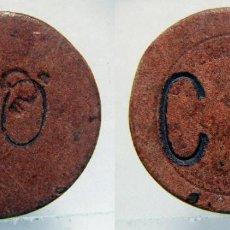 Monedas República: 1 PESETA DE NECESIDAD DE CARTON . Lote 152382426
