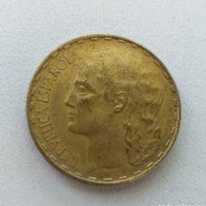 Monedas República: MONEDA 1 PESETA 1937. Lote 156638741