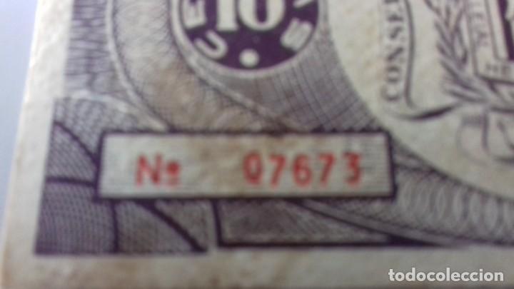 Monedas República: Billete de 10 Centimos termino municipal de Gandesa - Foto 7 - 157866218