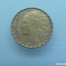 Monedas República: REPUBLICA - GUERRA CIVIL : MONEDA DE 1 PESETA REPUBLICANA DE 1937.. Lote 159314874