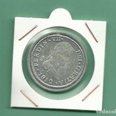 Monedas República: REPLICA DE LA FNMT. 8 REALES 1812. FERNANDON VII CADIZ. Lote 161267994