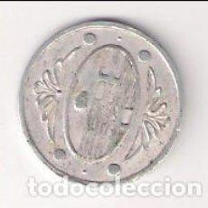 Monedas República: GUERRA CIVIL 50 CÉNTIMOS DE L'AMETLLA DEL VALLÉS (BARCELONA) SIN FECHA. ALUMINIO. MBC. (GC10). Lote 166184342
