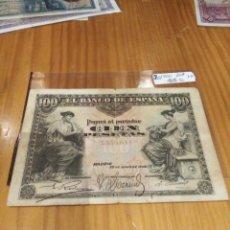 Monedas República: 100 PESETAS DE 1906. Lote 171519333