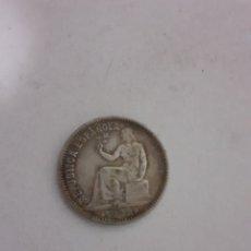 Monedas República: MONEDA 1 PESETA 1933.REPUBLICA. Lote 171794737