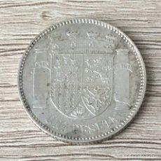 Monedas República: 1 PESETA DE PLATA DE 1933*34. Lote 175916155