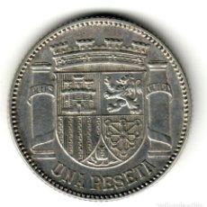 Moedas República: ESPAÑA 1 PESETA PLATA 1933 *3* *4* II REPUBLICA ESPAÑOLA CECA MADRID. Lote 184329968