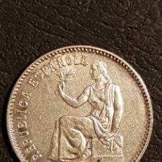 Monedas República: 1933, 1 PESETA, II REPÚBLICA ESPAÑOLA. Lote 182486361