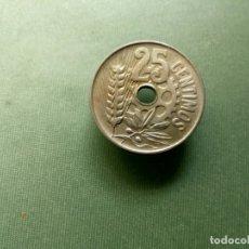 Monedas República: 25 CENTIMOS 1934. SC.. Lote 183181133