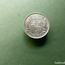 Monedas República: 1 PESETA 1933. SC. . Lote 183184878