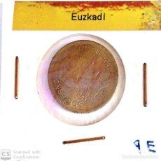 Monedas República: MONEDA EUSKADI 1 PESETA 1937 S.C. Lote 183555125