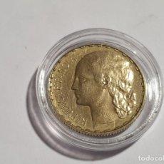 Monete Repubblica: 1 PESETA 1937 - EBC/VF. Lote 183740031