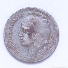 Monedas República: ¡¡¡ 5 CÉNTIMOS DE 1937 II REPUBLICA !!!. Lote 184277042