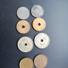 Monedas República: LOTE 5 MONEDAS REPUBLICA ESPAÑOLA, VARIOS DISPONIBLES. Lote 189255052