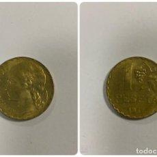 Monedas República: ESPAÑA. REPUBLICA ESPAÑOLA. 1 PESETA. AÑO 1931. S/C. VER FOTOS. . Lote 190417363