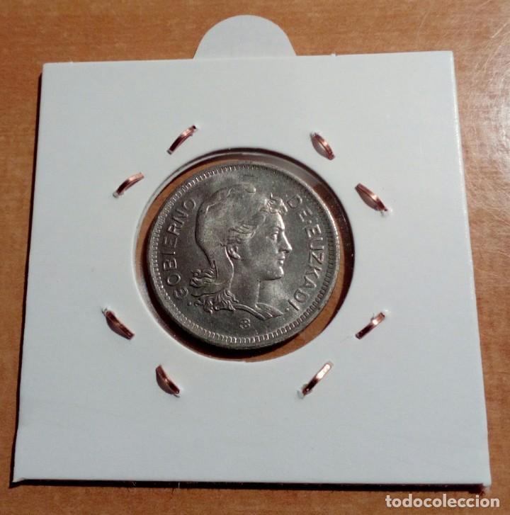 1 PTS GOBIERNO DE EUZKADI (Numismática - España Modernas y Contemporáneas - República)