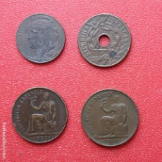 Monnaies République: LOTE DE 4 MONEDAS, IIª REPÚBLICA ESPAÑOLA. Lote 190842215
