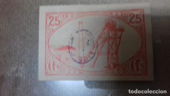 Monedas República: Lote de dos billetes locales de LINARES - Foto 14 - 192835097