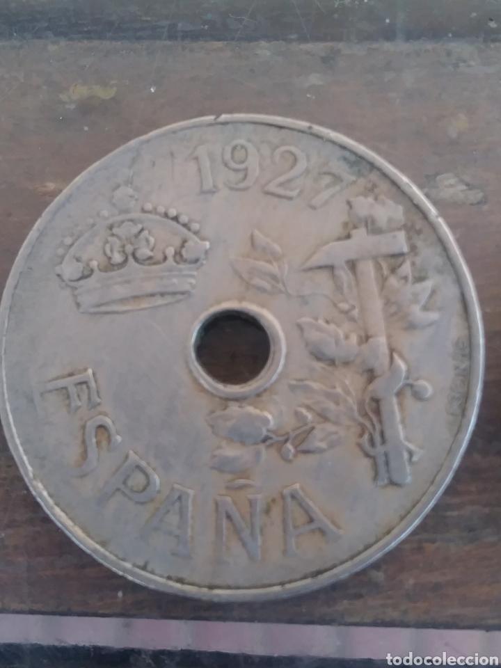 Monedas República: LOTE COMPUESTO POR 16 MONEDAS - Foto 3 - 196294951