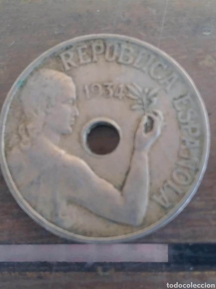 Monedas República: LOTE COMPUESTO POR 16 MONEDAS - Foto 4 - 196294951