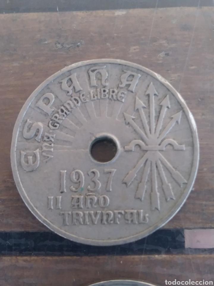 Monedas República: LOTE COMPUESTO POR 16 MONEDAS - Foto 5 - 196294951