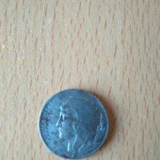 Monedas República: MONEDA 5 CÉNTIMOS REPÚBLICA ESPAÑOLA 1937 GUERRA CIVIL ESPAÑA HIERRO. Lote 201848757