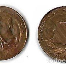 Monedas República: UNIÓ CATALANISTA 5 CÉNTIMOS 1900 BARCELONA. Lote 202737738