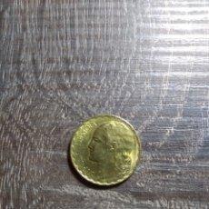 Monete Repubblica: MONEDA 1 PESETA GUERRA CIVIL BANDO REPUBLICANO 1937 EBC. Lote 205378473