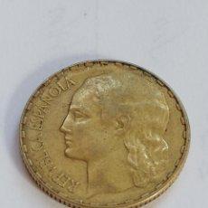 Monedas República: 1 PESETA 1937. Lote 205649885