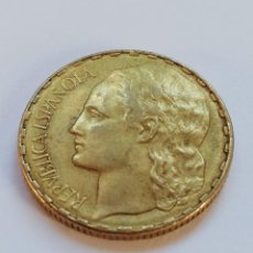 Monedas República: 1 PESETA 1937. Lote 205881553