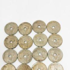 Monedas República: LOTE DE 16MONEDAS DE 25 CTS DE LA REPÚBLICA. Lote 206180043