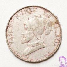 Monedas República: MONEDA MEDALLA BASCO NUÑEZ DE BALBOA AÑO 1721 REF.097. Lote 206345421