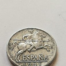 Monedas República: 10 CÉNTIMOS 1941. Lote 207640470